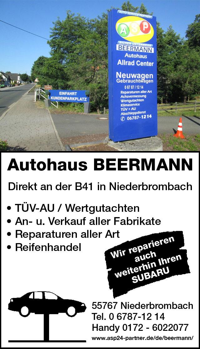 Autohaus Beermann Niederbrombach